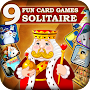 9 Fun Solitaire Games Premium