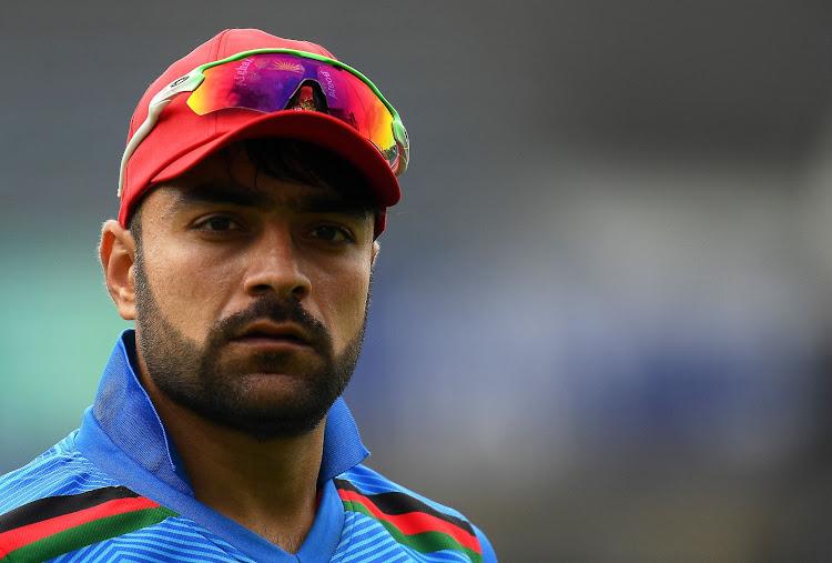Rashid Khan: from refugee to Afghan World Cup star