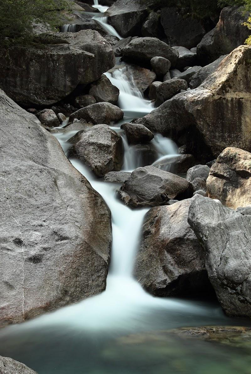 waterfall di Luigia