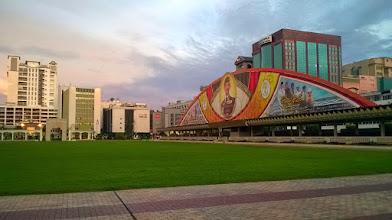 Photo: Miejsce parad - Brunei