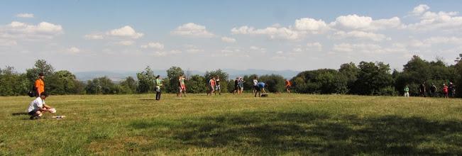 Photo: Diváci na osmičce
