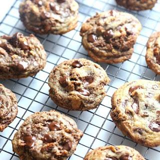 Crispy Bits Chocolate Chip Cookies.