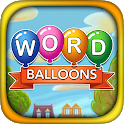 Word Balloons - Word Games free for Adults icon