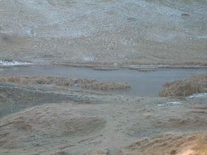 Photo: Laghetto ghiacciato