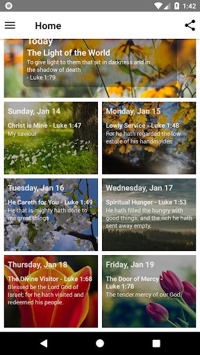 Daily Word of God - Lite 4.54.0 screenshots 2