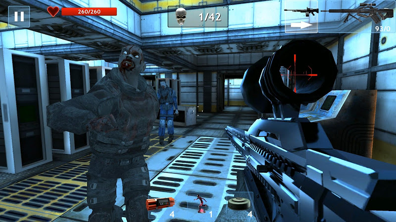 Zombie Objective Screenshot 14
