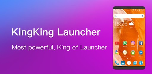 King launcher 🏆 4 3 apk download for Android • com launcher kingking