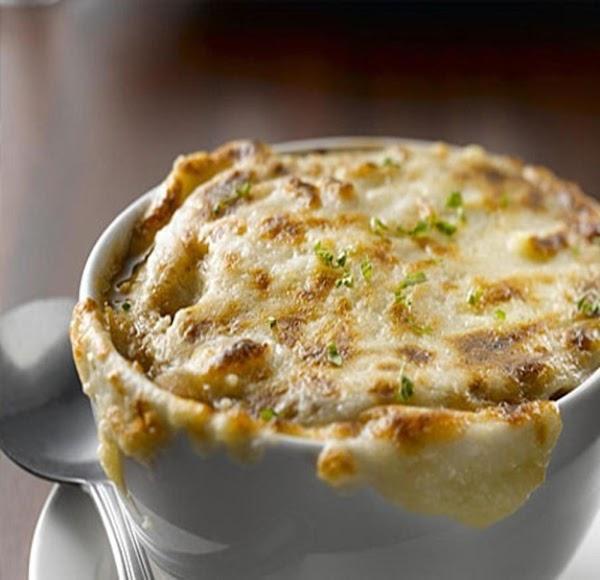 Julia Child's French Onion Soup Recipe