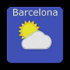 Barcelona - el tiempo icon