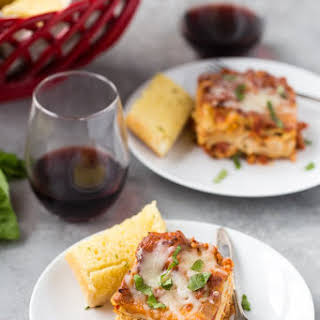 Slow Cooker Turkey Lasagna.