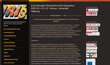 Photo: Die neue IRIS Website