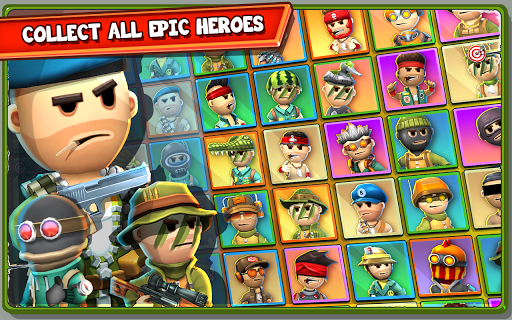 The Troopers: minions in arms screenshot 9
