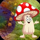 Kavi Escape Game 456 Happy Mushroom Escape Game icon