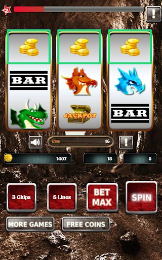 Slots 777 Dragon's Claw