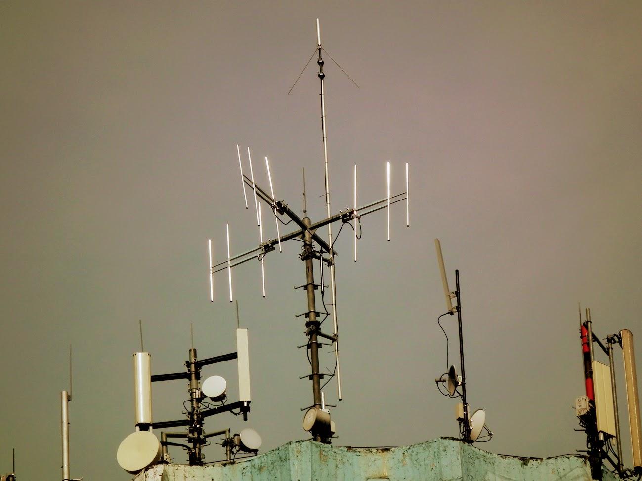 Nagykanizsa/víztorony - helyi URH-FM adóállomás