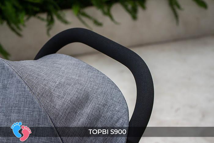 Xe đẩy cao cấp Topbi S900 16