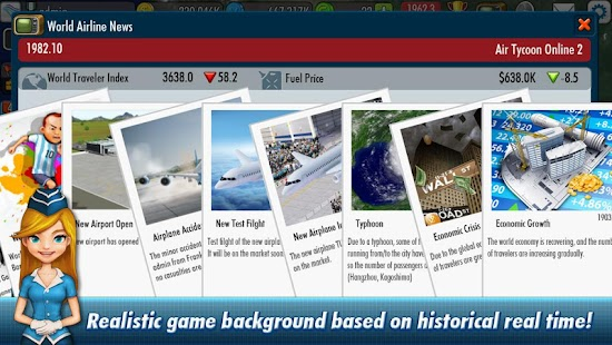 AirTycoon Online 2- screenshot thumbnail