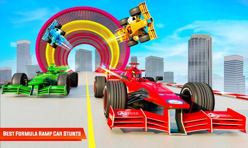 Formula Ramp Car Stunt Racing: GT Car Stunts Games apkdebit screenshots 2