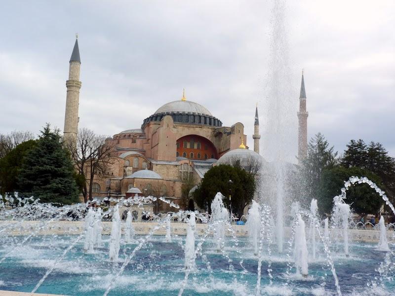 Hagia Sofia, Sultanahmet