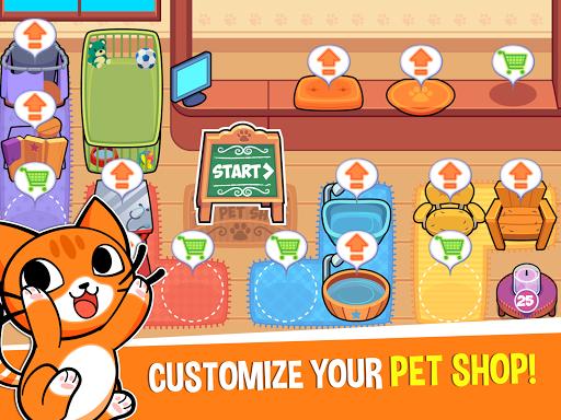 My Virtual Pet Shop - Cute Animal Care Game 1.12.2 screenshots 7