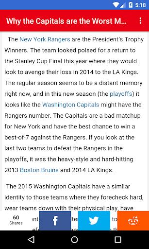 玩運動App|BIG Washington Hockey ニュース免費|APP試玩