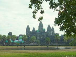 Photo: CAMBODGE-Angkor Vat. (Unesco)