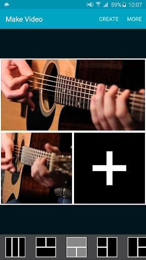 Acapella Maker - Video Collage 0.9.2 Screenshots 5