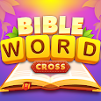Bible Word Cross Puzzle - Best Free Word Games icon