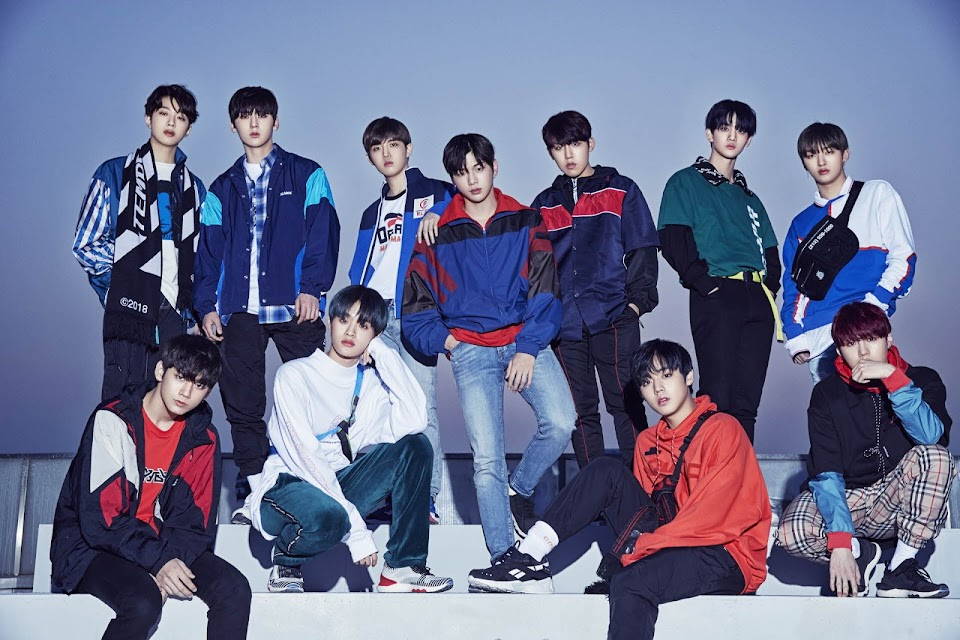 korean music festival 2018 wanna one