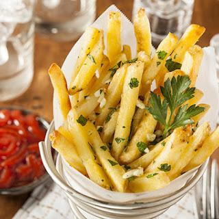 Jicama Fries.