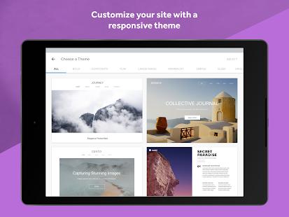Weebly - Create a Free Website Screenshot 6