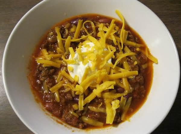 Jolayne's Chili Recipe