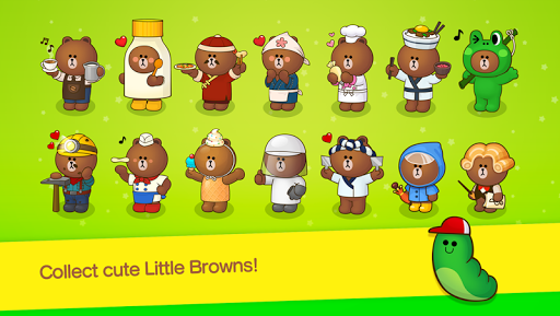 LINE BROWN FARM 2.9.0 screenshots 3