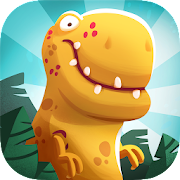 IOS MOD Dino Bash - Defend & Fight V1.2.46 MOD [Free IAP/Free Store]