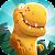 Dino Bash - Dinosaurs v Cavemen Tower Defense Wars file APK Free for PC, smart TV Download