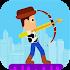 Stickman Archer - Zombie Hunter
