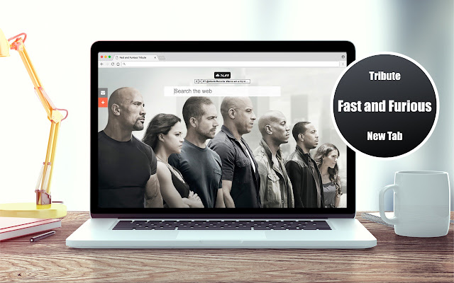 *NEW* HD Fast and Furious New Tab
