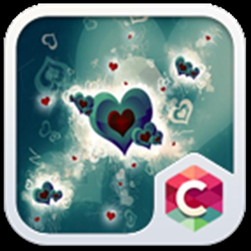 Best Heart Theme HD C Launcher