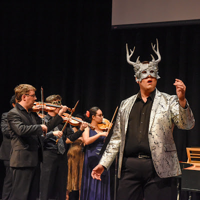 A masked ball: American Baroque Opera Co.'s Opera Cabaret