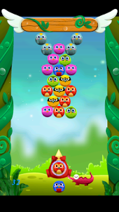 Bubble Shooter Birds 22