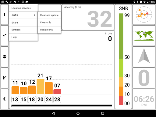GPS Test screenshot 16