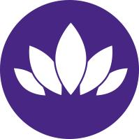 Simplified Lotus Spa Acupuncture Illustration