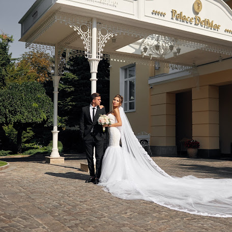 Wedding photographer Maks Kirilenko (mary1306). Photo of 16.03.2018