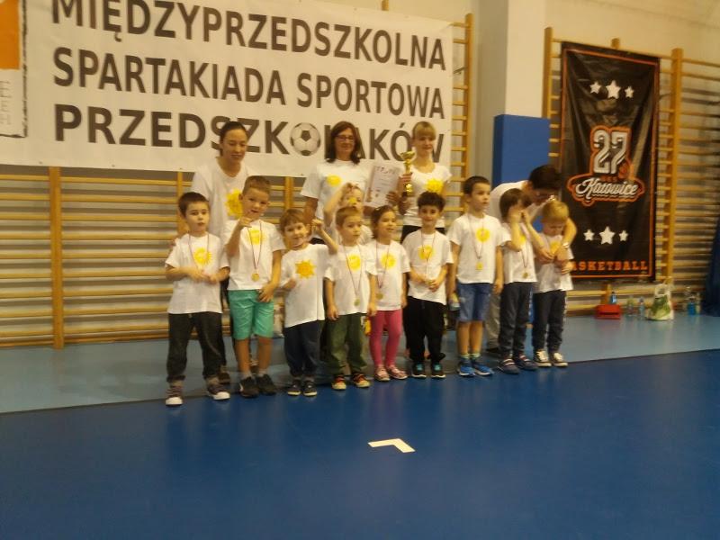 Międzyprzedszkolna Spartakiada Sportowa Przedszkolaków