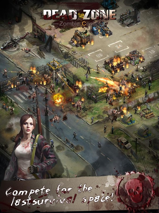 Dead Zone: Zombie Crisis- screenshot