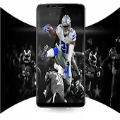 Wallpaper Dallas Cowboys Theme