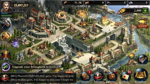 King of Avalon: Dragon Warfare  captures d'écran 4