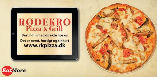 rødekro pizza og grill