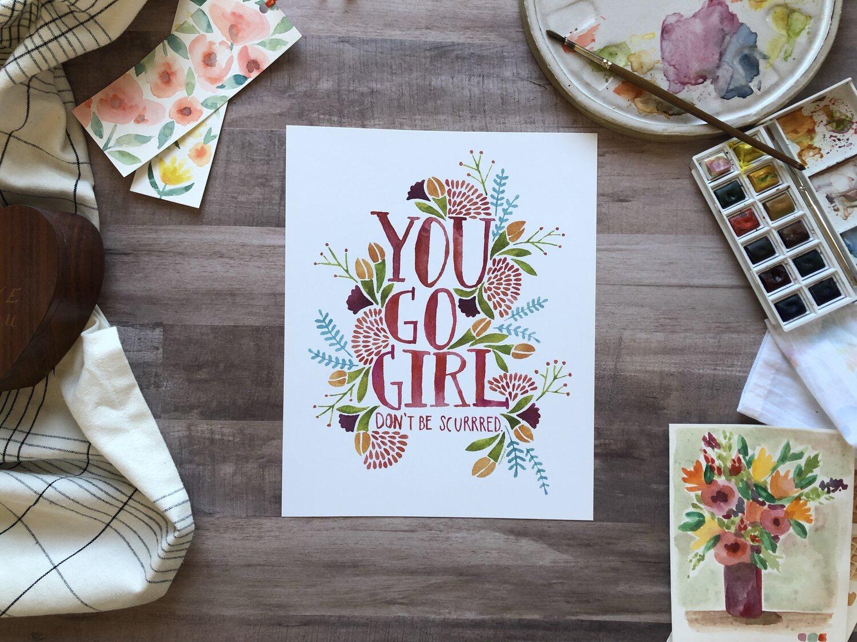Prints by Tara Wright Illustration