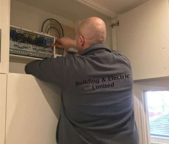 Emergency Electrical Services London | Building & Electric Limited
